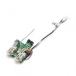 AR6410T DSMX 6-Channel Ultra Micro Receiver with Twin ESC's by Spektrum