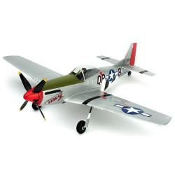 Ultra Micro P-51D Mustang RTF with AS3X Technology by ParkZone