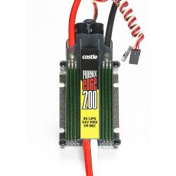 Phoenix Edge 200, 34V 200-Amp ESC w/ 5-Amp BEC by Castle Creations