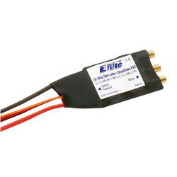 20-Amp Brushless ESC (V2) by E-flite