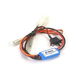 20-Amp Mini Brushed ESC with Brake by E-flite