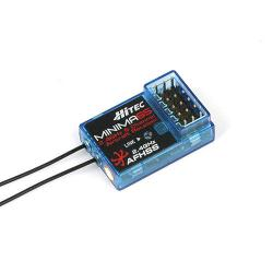 Minima 6S, 6-Ch, 2.4GHz, Micro Receiver by Hitec RCD Inc.
