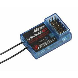 Minima 6T Top Port 6Ch 2.4GHz Rx by Hitec RCD Inc.