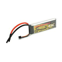 1800mAh 2S 7.4V G8 Performance Pro 45C LiPo by Thunder Power RC
