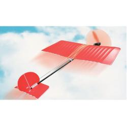 Micro Slow Stick EPS150, Red by Grand Wing System U.S.A.
