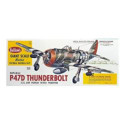 P47D Thunderbolt by Guillow
