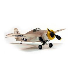 F-4F Wildcat,17.5 Rubber Power by Dumas Products Inc.