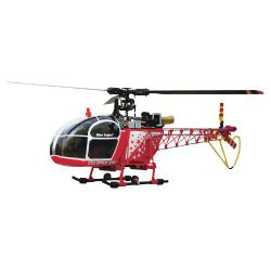 Nine Eagles Solo Pro 290 Lama SLT 2.4GHz Red/Ylw RTF (NE200371)